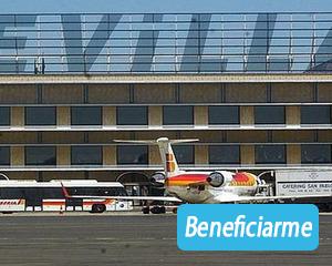 Aeropuerto de Sevilla San Pablo