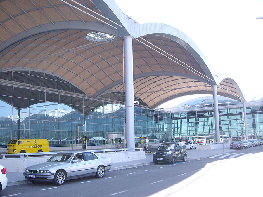 Aeropuerto Alicante-Elche El Altet