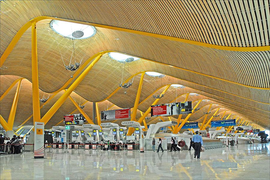Aeroporto de Madrid Barajas