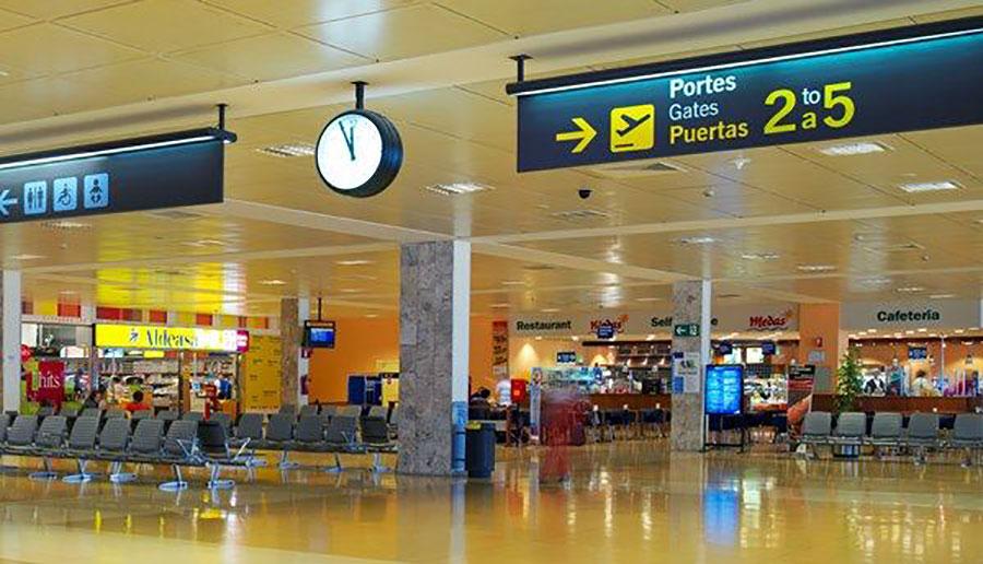 Aeropuerto de Girona-Costa Brava