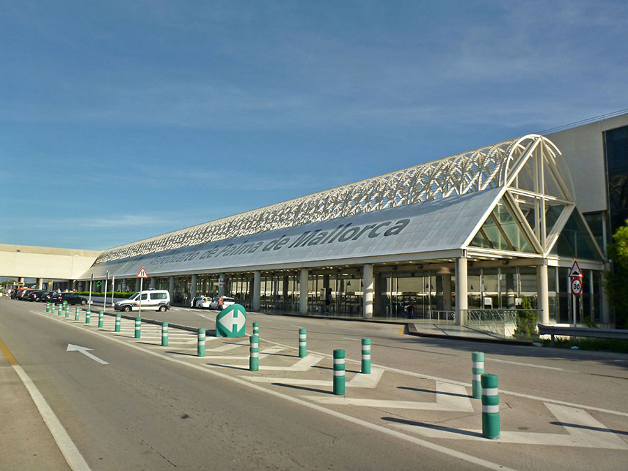 Parking a roport de palma de majorque mallorca tarifs et abonnements parking d 39 a roport - Bureau de change aeroport ...