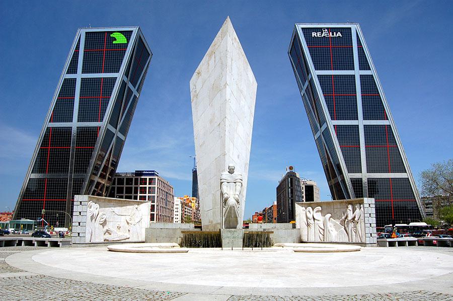 Plaza Castilla Madrid